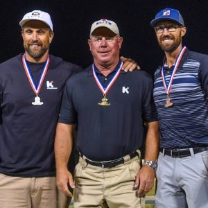 USA and Bobby Fowler are World English Sporting Champions